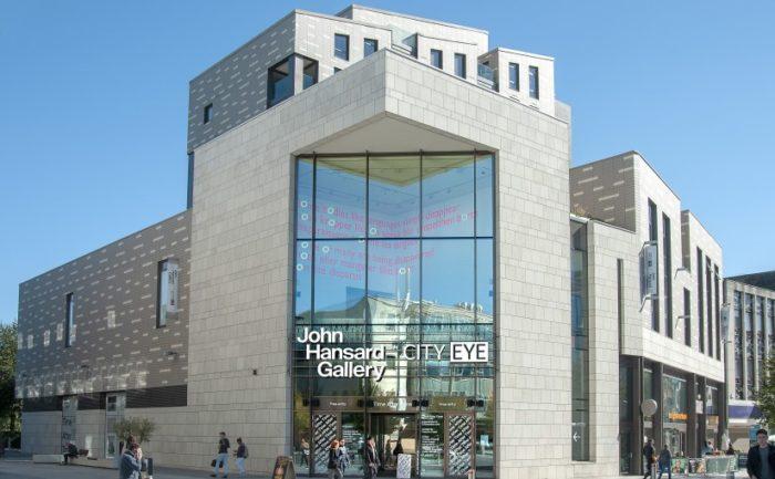 John Hansard Gallery front
