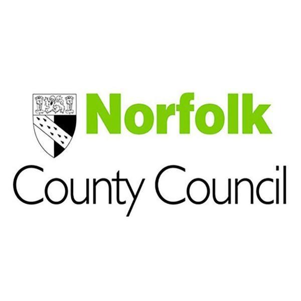 Norfolk CC logo