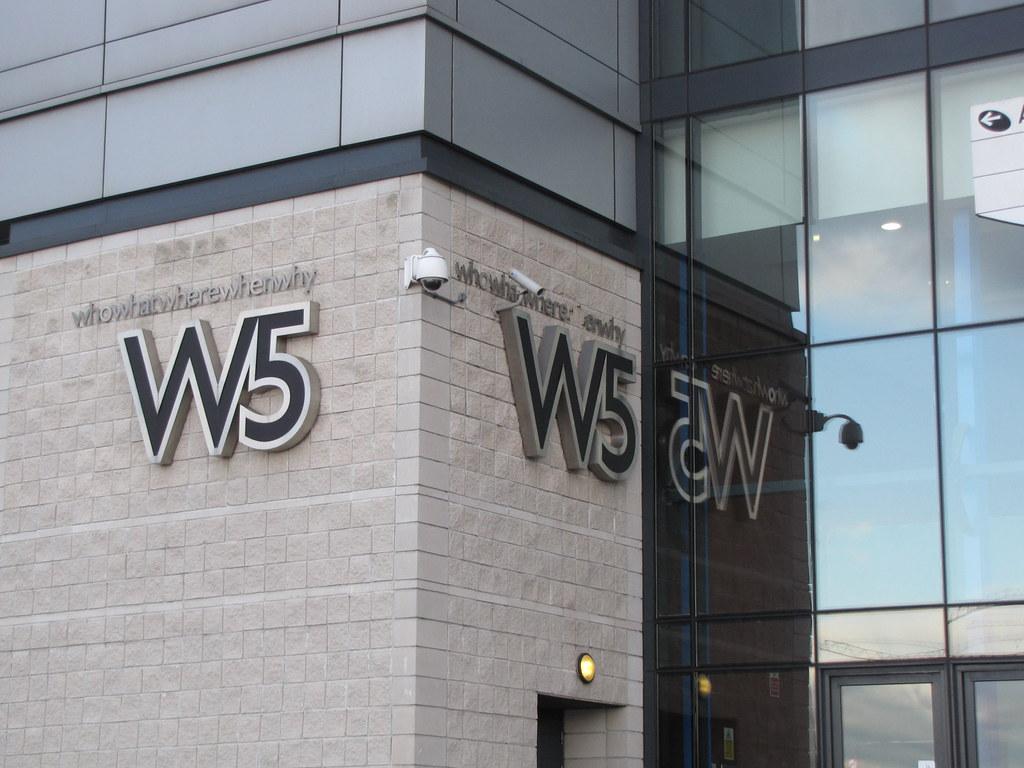 W5 Science Museum Belfast